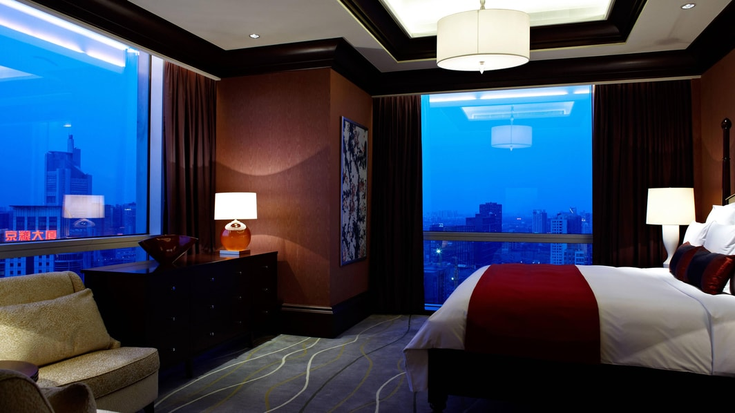 Renaissance Beijing Capital Hotel rooms