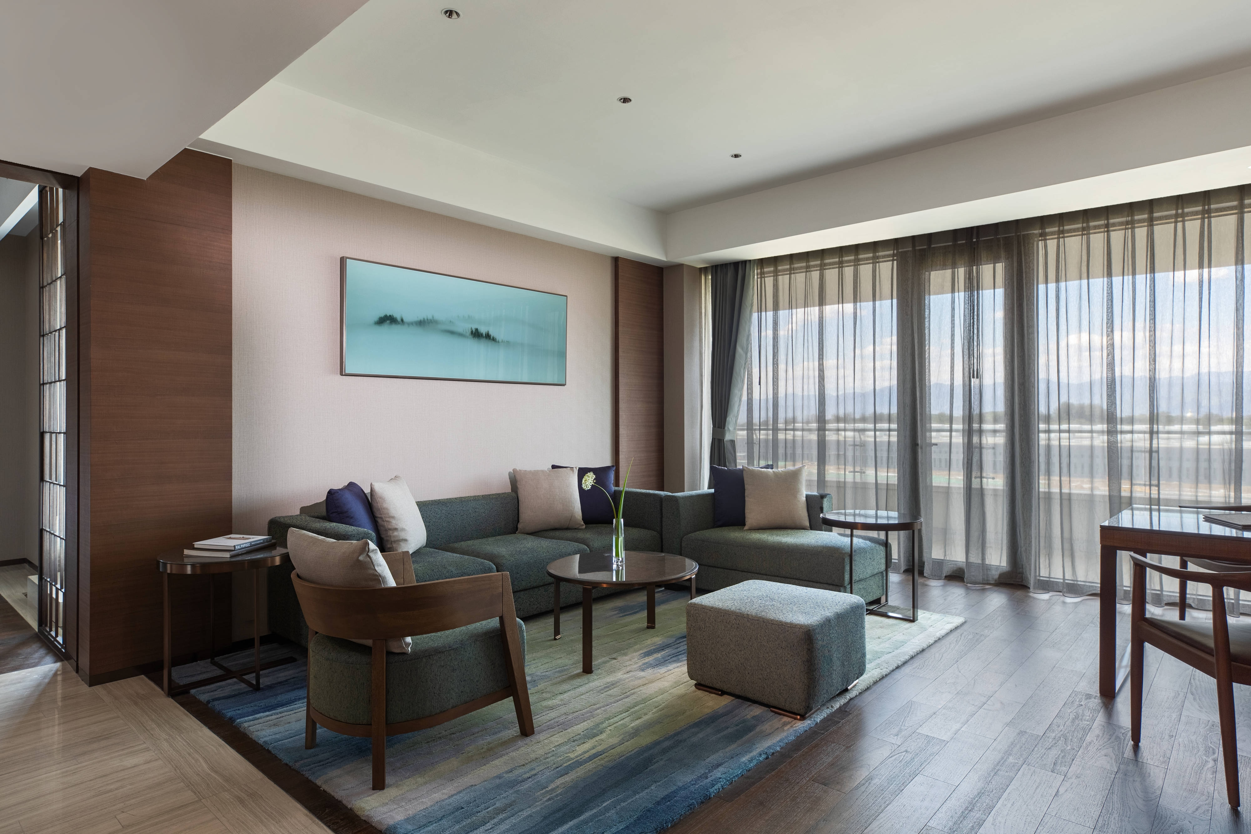Family Suites - Living Area