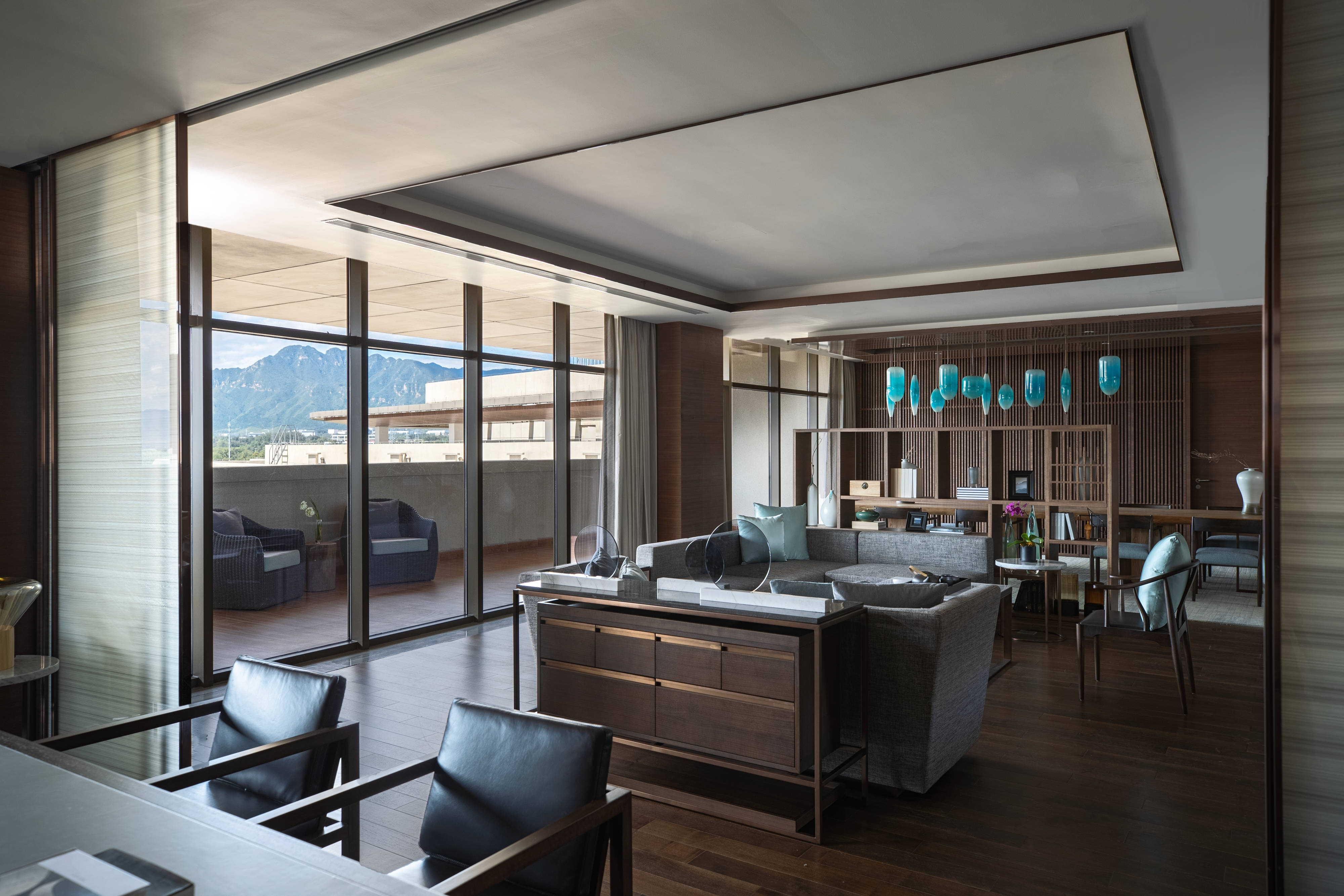 Presidential Suites - Living Area