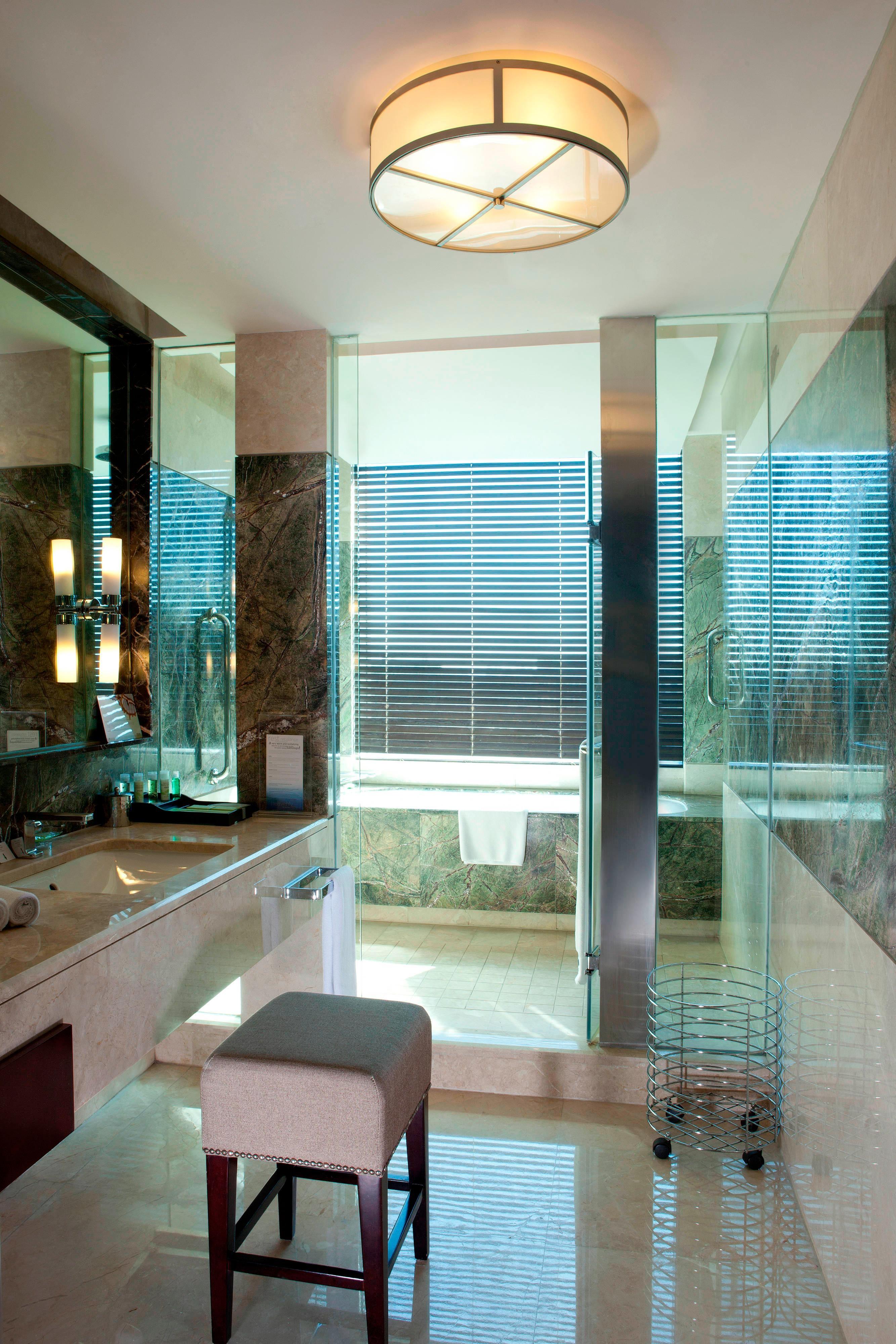 Renewal Room - Bathroom