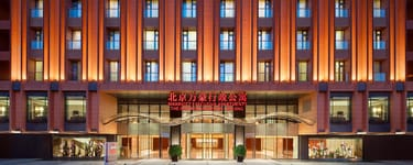 Imperial Mansion Beijing Marriott Executive Apartments