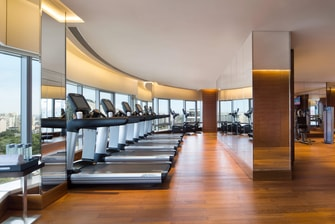 Beijing Hotel Fitness Facilities