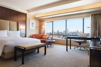JW Marriott Hotel Beijing Central Rooms