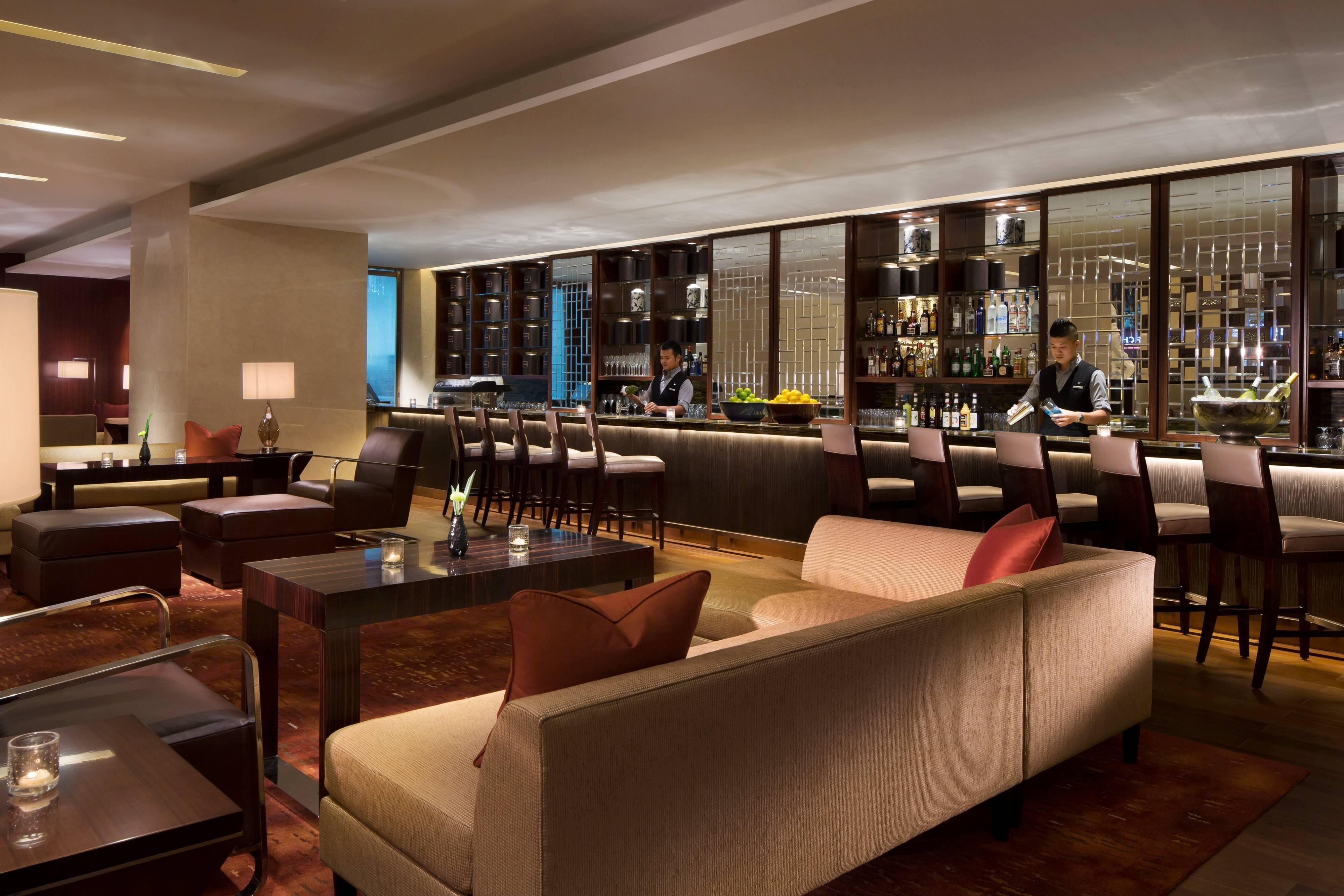 Bar im JW Marriott Hotel Beijing Central