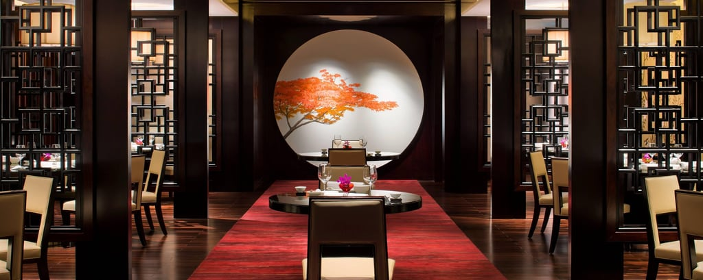 Hotelrestaurant in Peking