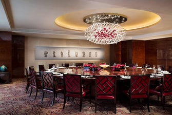 Hotel Restaurant in Beijing
