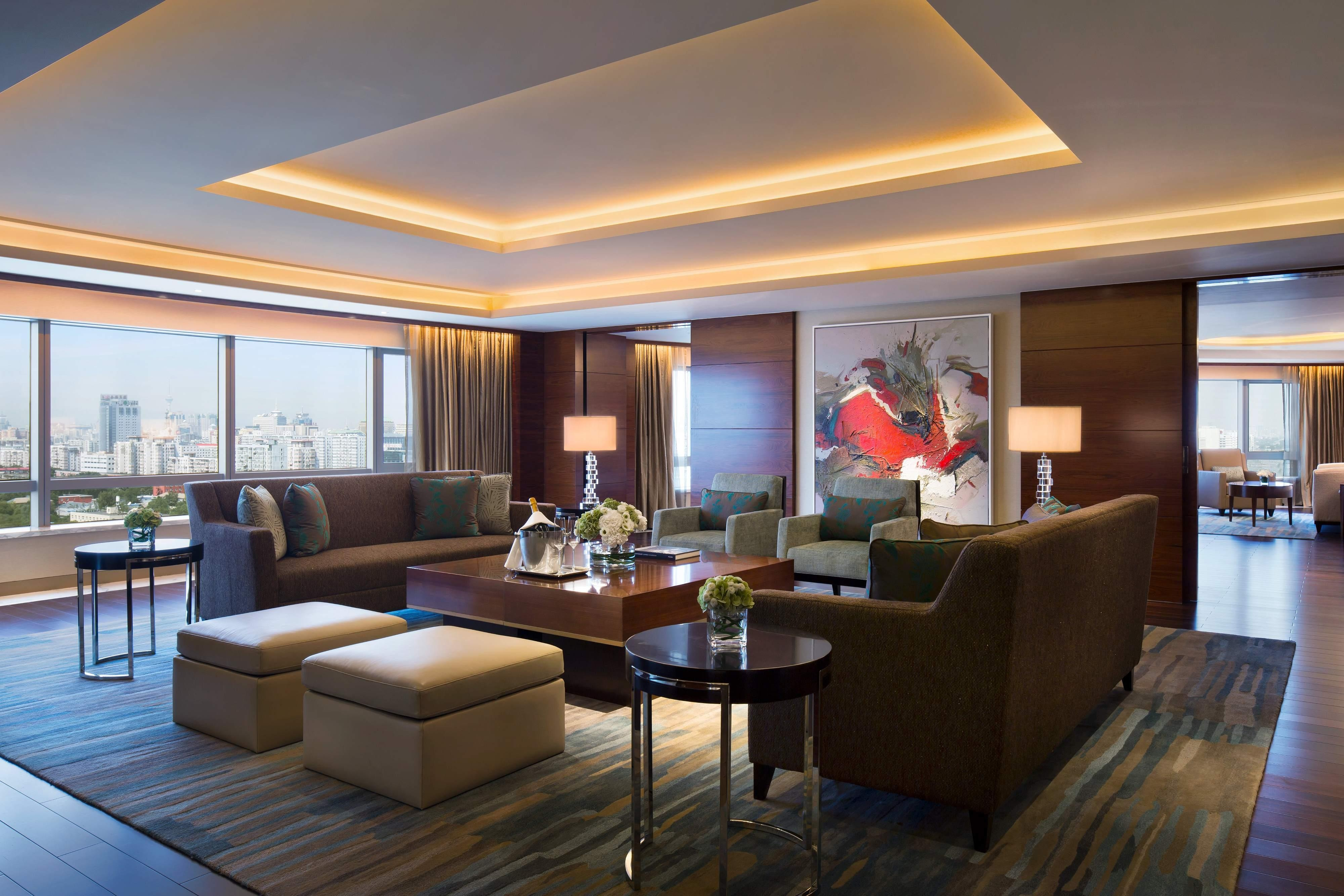 Suite im JW Marriott Hotel Beijing Central