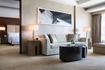 JW Marriott Hotel Beijing Central Suite