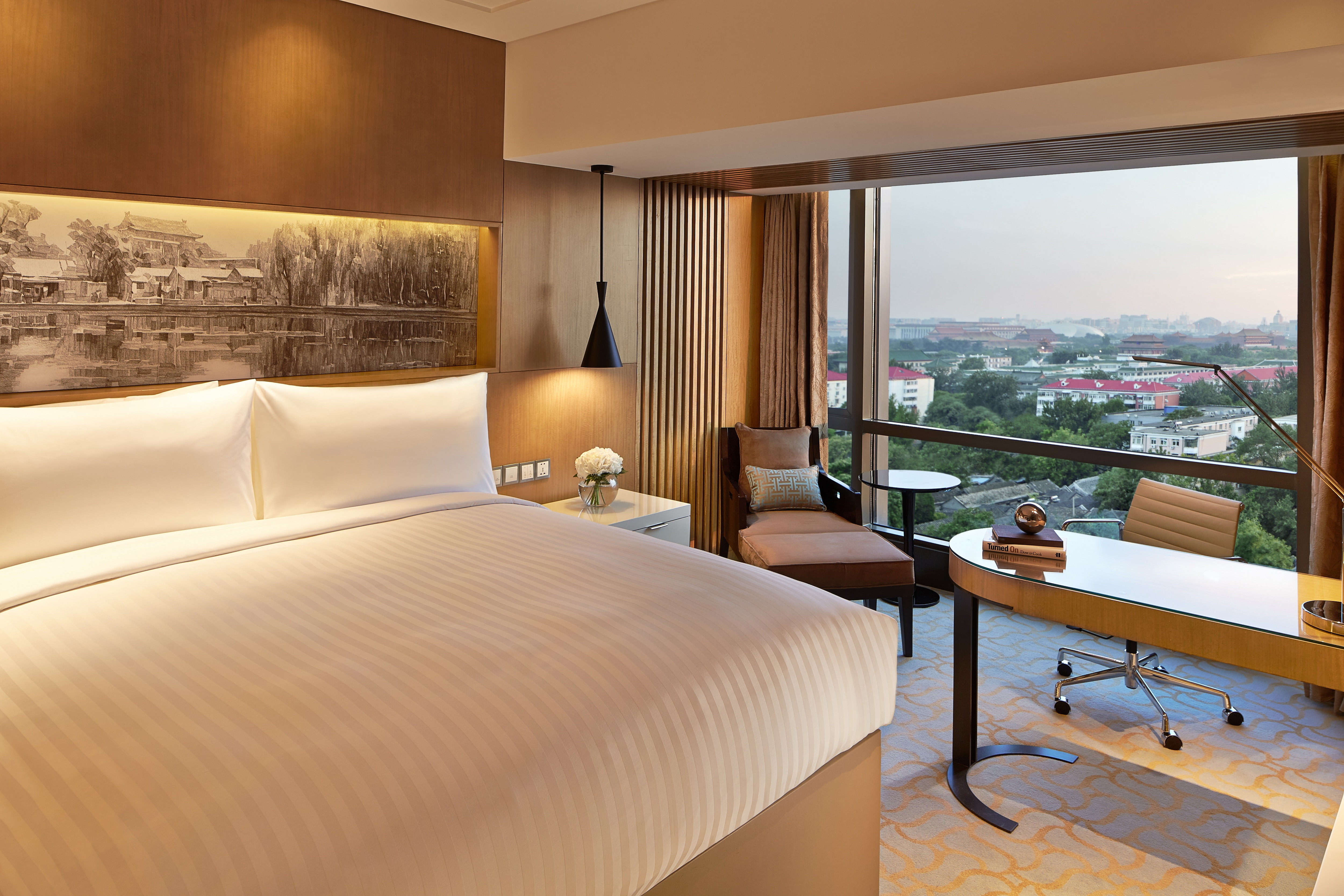 hotels in beijing china