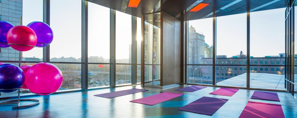 FIT Yoga Room
