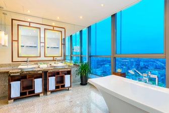 Executive Diplomatic Suite - Bathroom