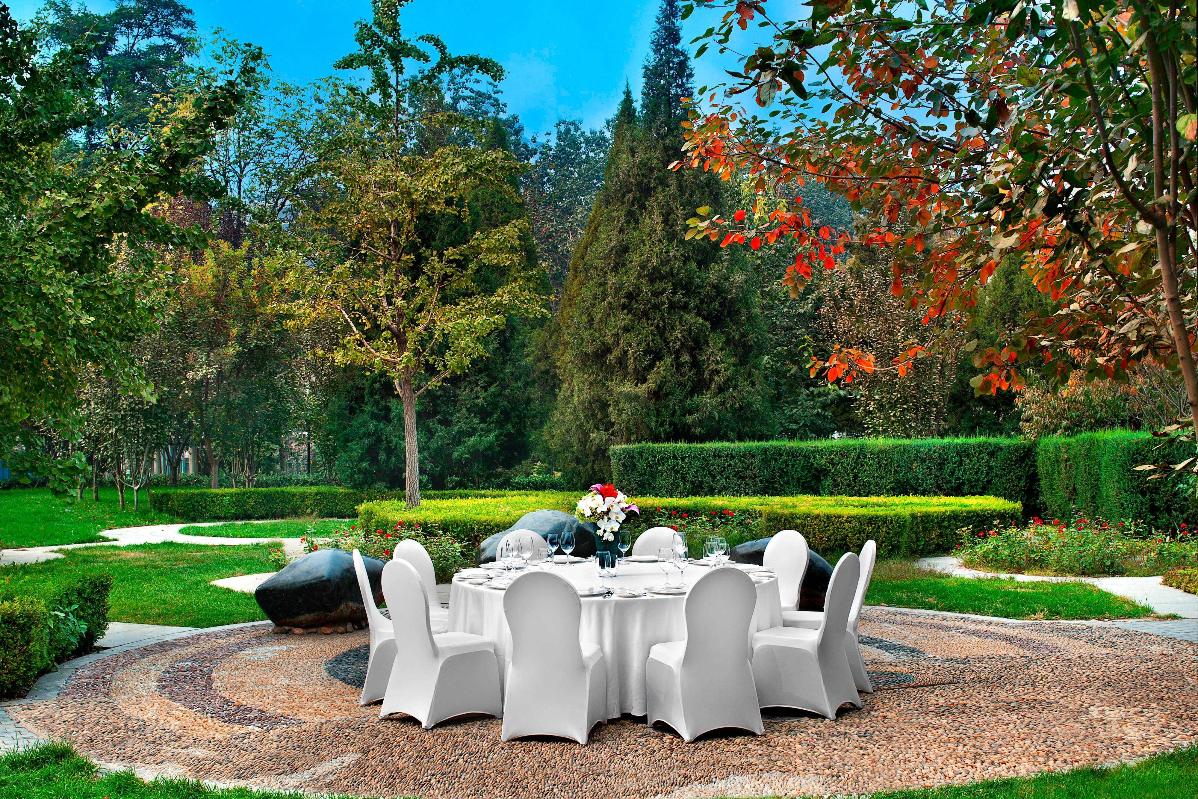 St. Regis Garden Gala Dinner
