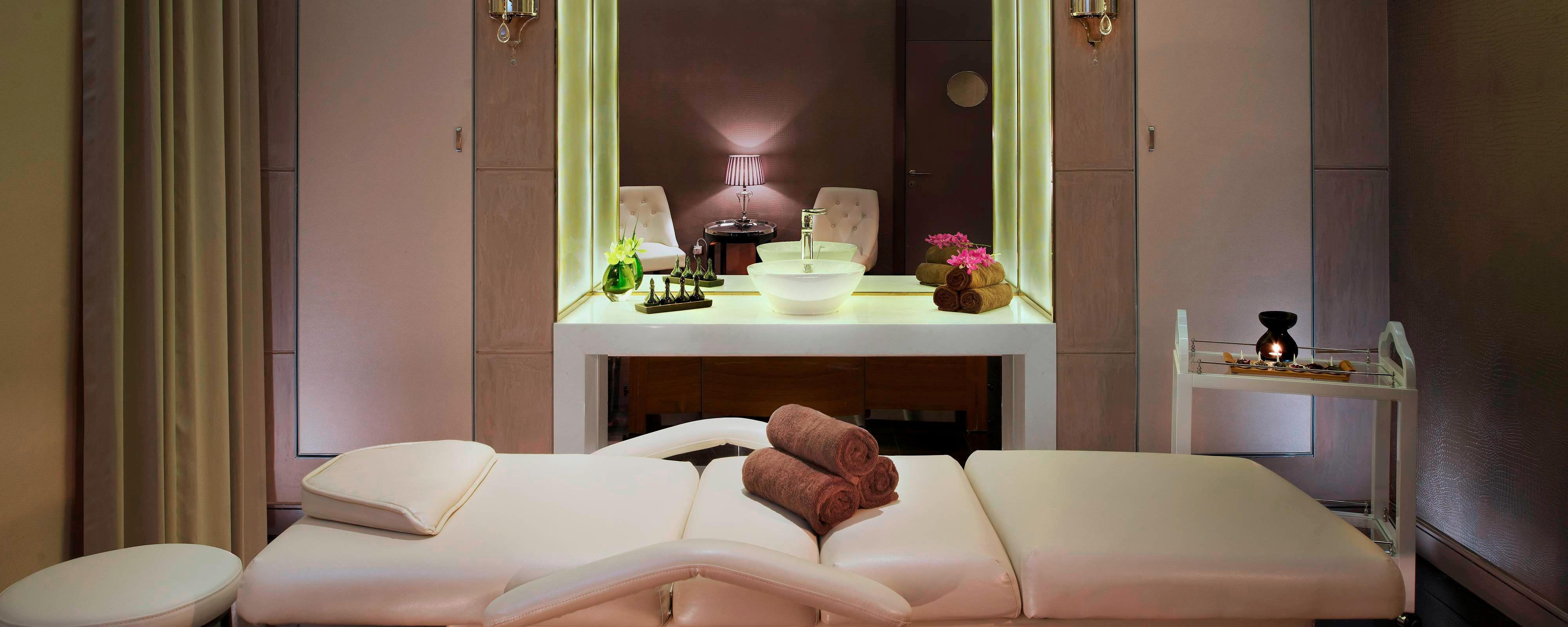 Iridium Spa Treatment Room