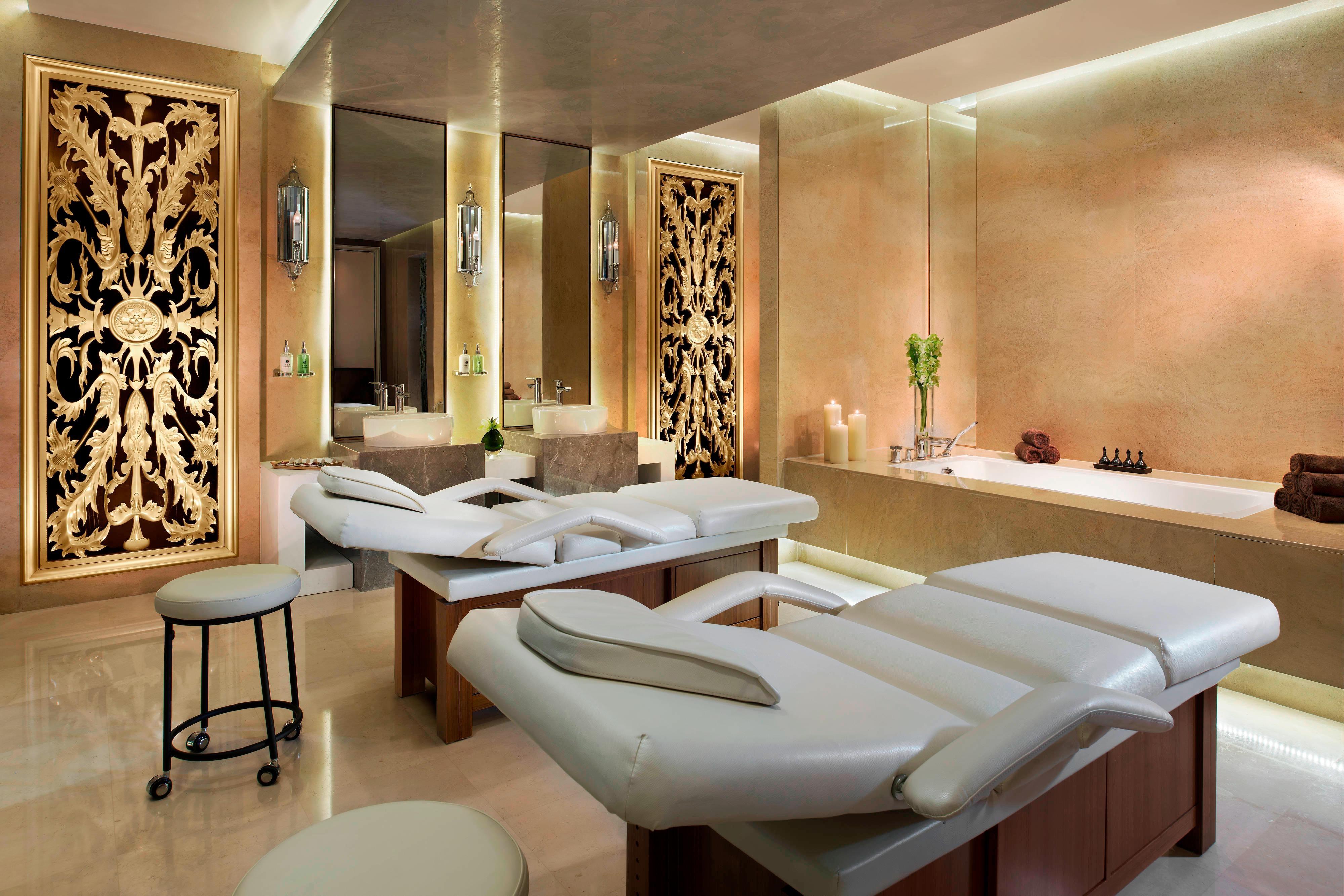 Iridium Spa VIP Treatment Room