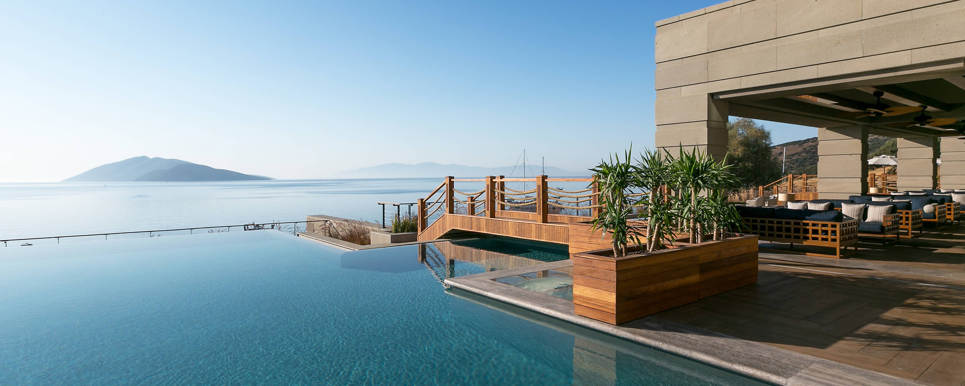 Luxury Hotels Resorts In Bodrum Caresse A Luxury Collection