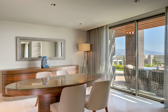 Premiere Residence Dining Room