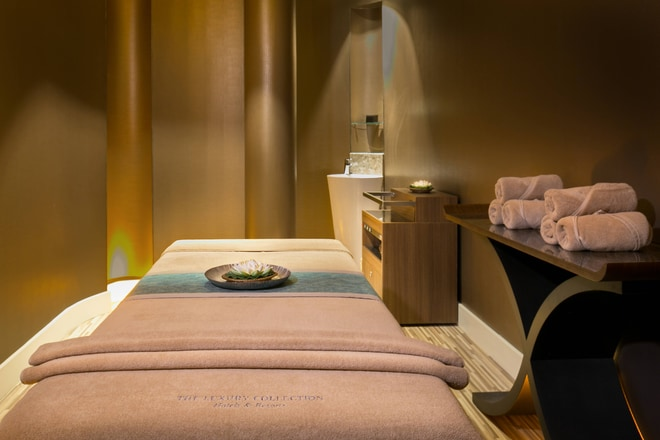 SPA Caresse Treatment Room