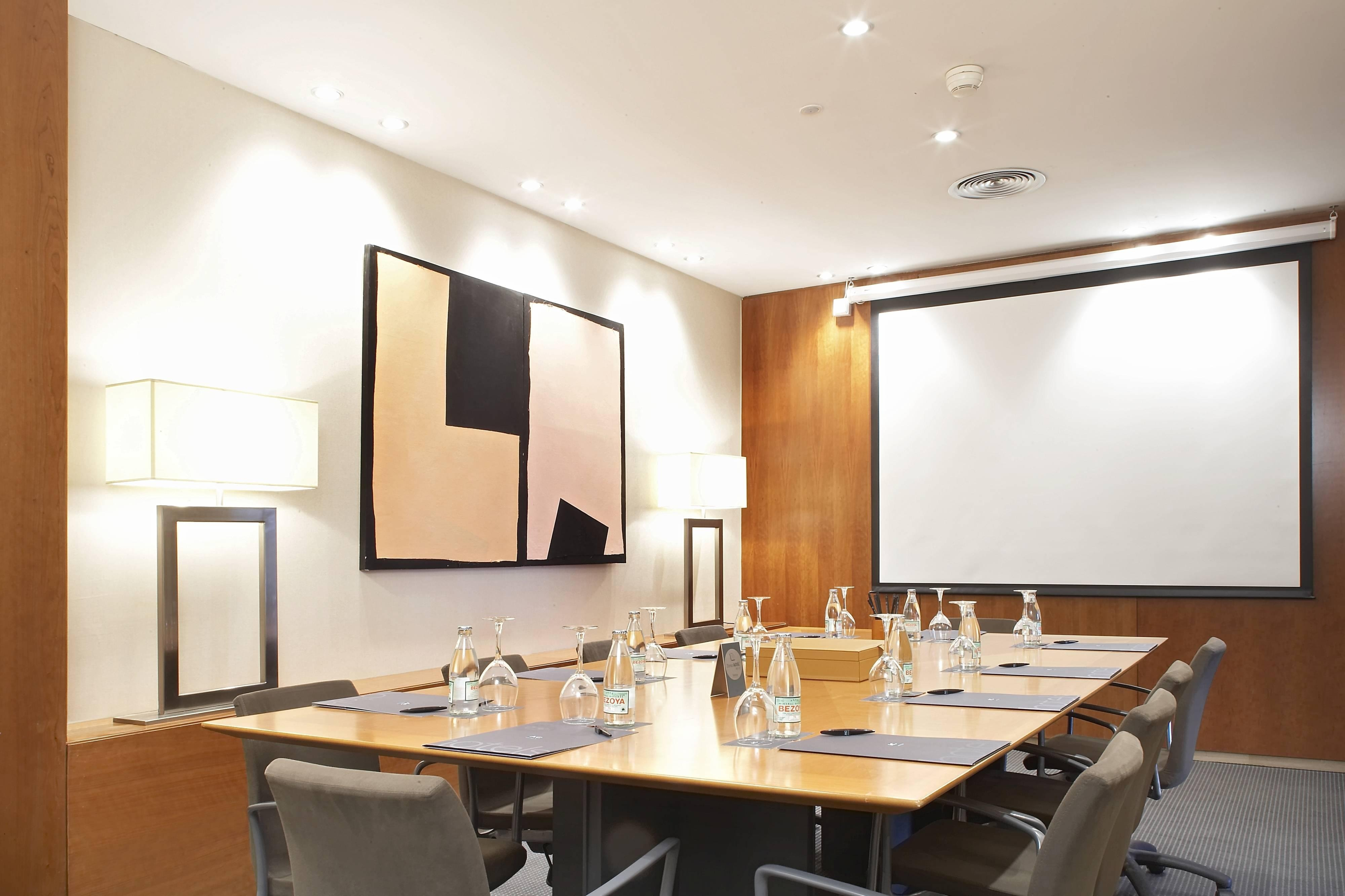 Badajoz hotel meeting rooms