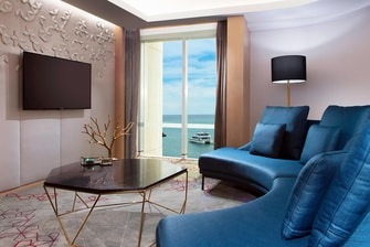 Vista Suite - Living Room