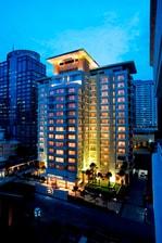 Außenansicht von Hotel in Bangkok