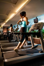 Bangkok hotel fitness center