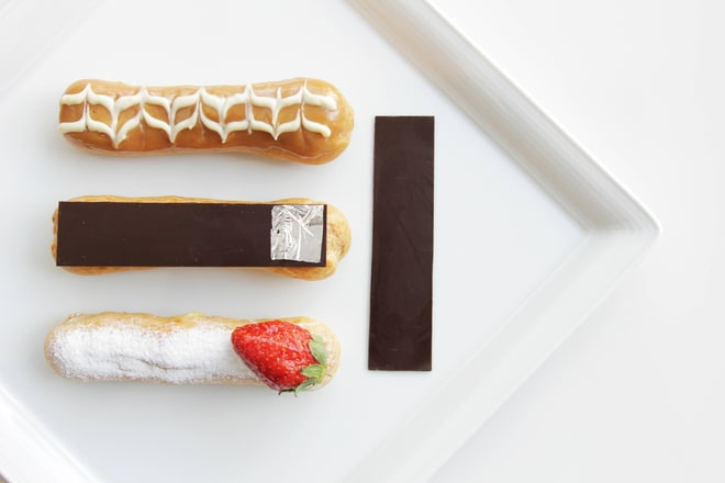 Eclair Classic Flavours