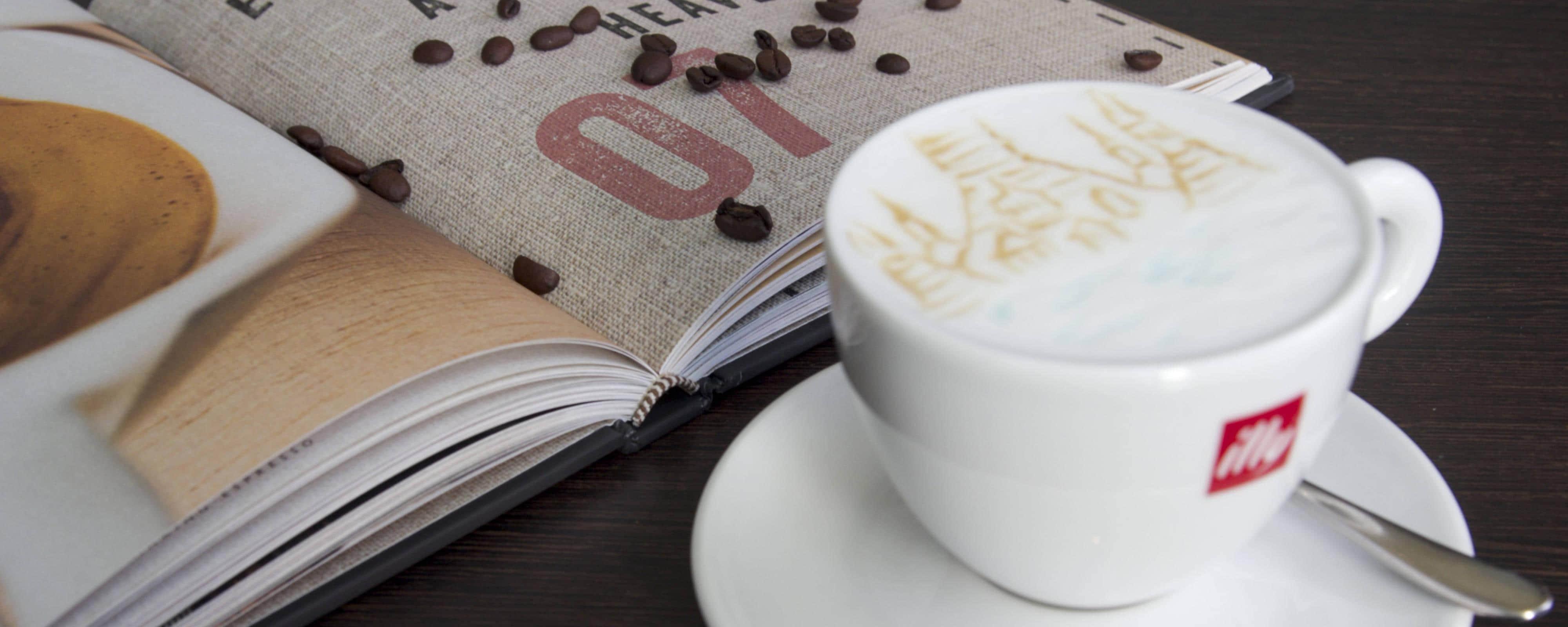 Latte Art at Le Méridien Bangkok