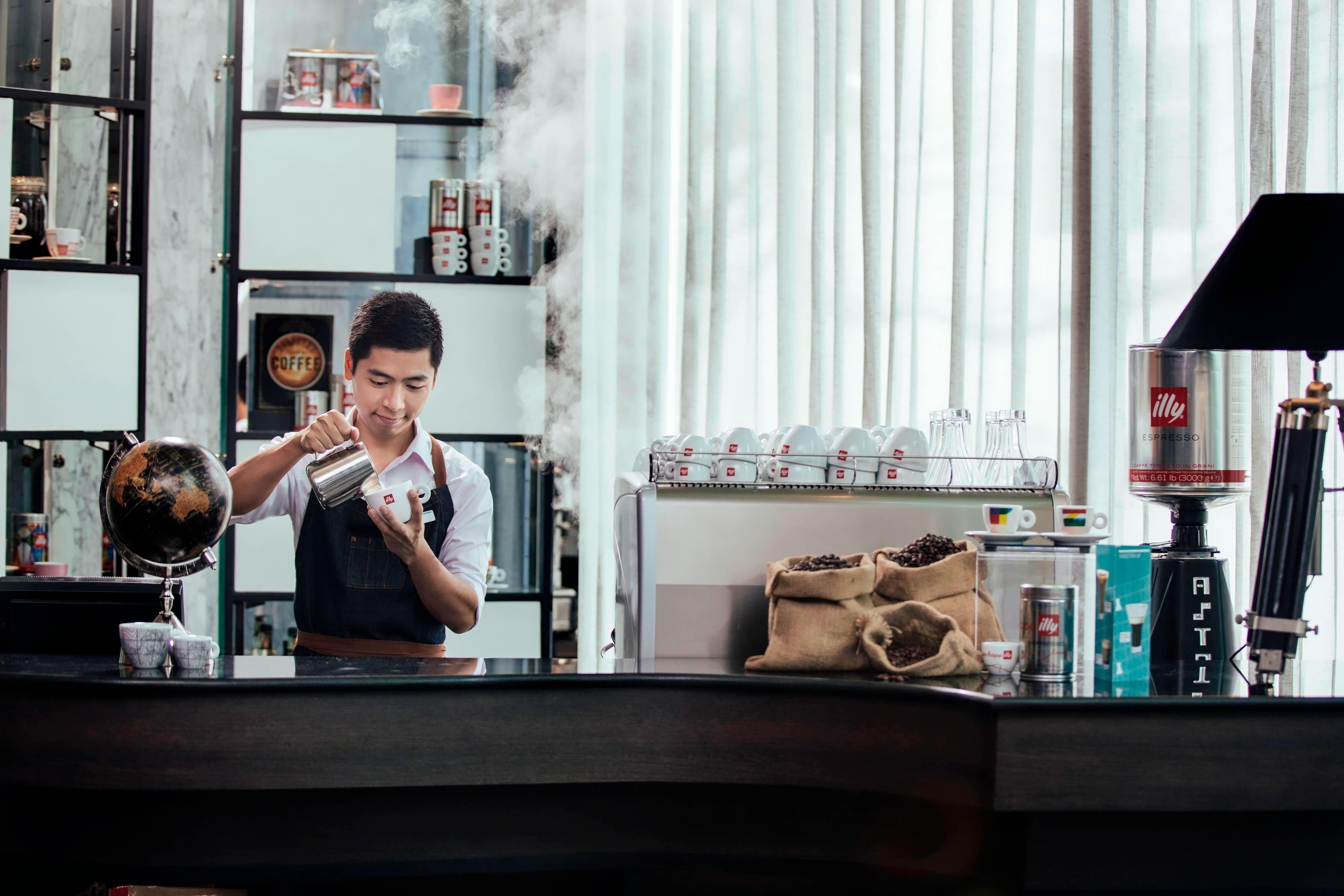 Le Méridien Bangkok's Global Master Barista