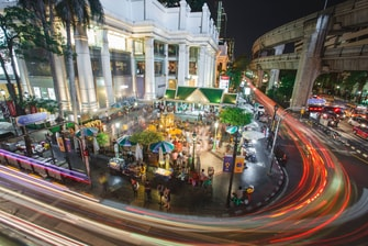 attraction in Bangkok
