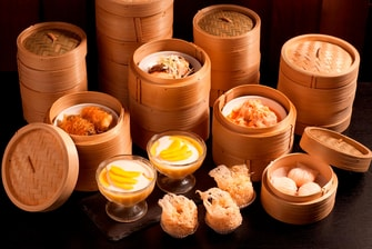 Dimsum in Bangkok