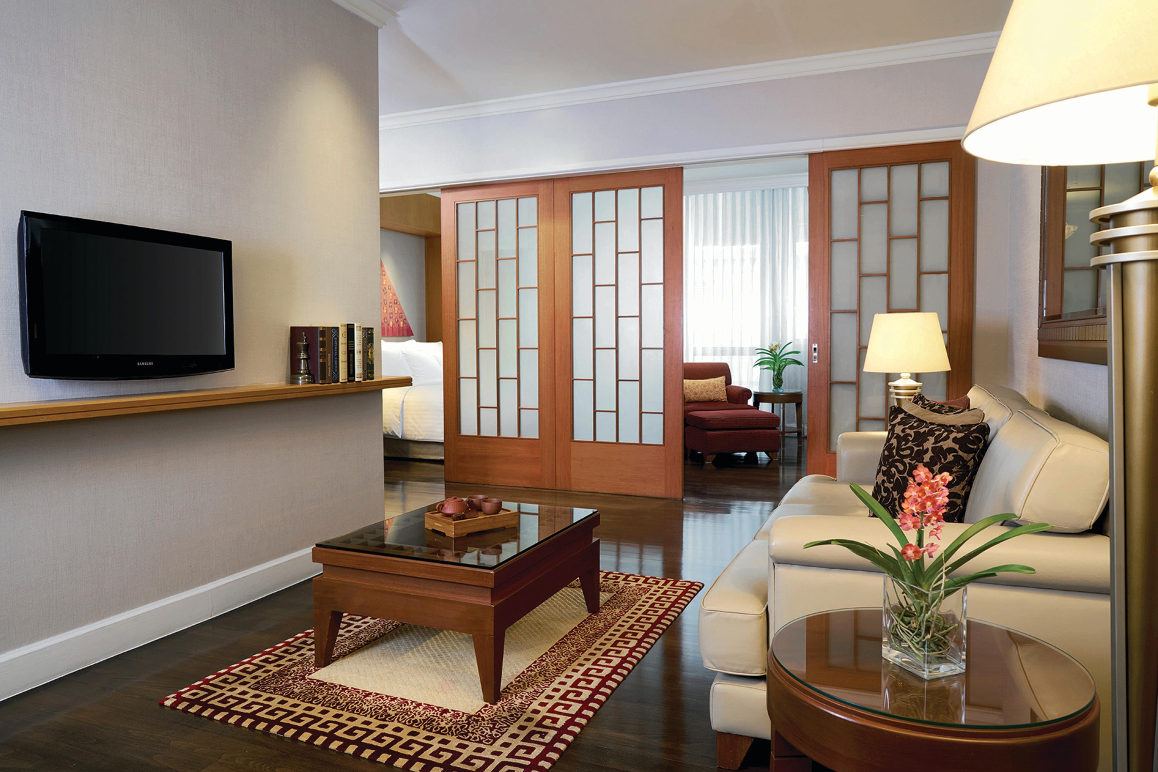 Suite Superior de un dormitorio - Sala de estar