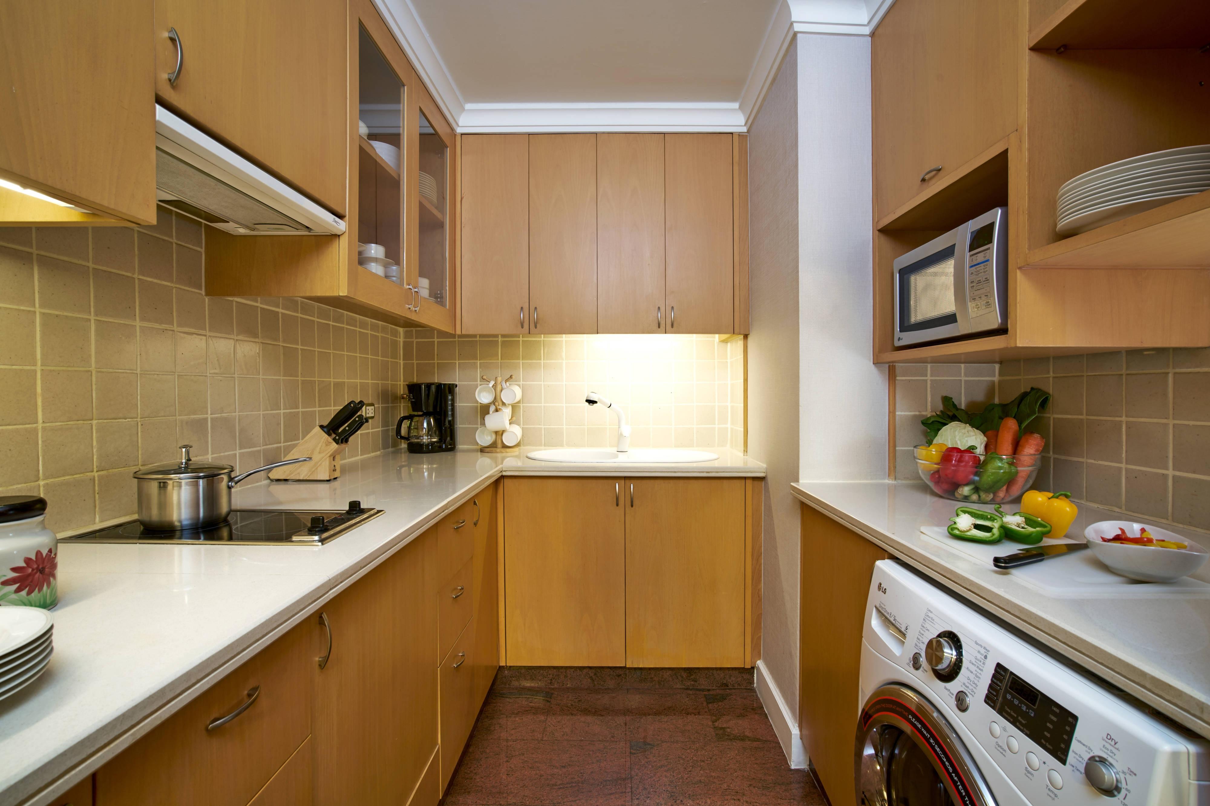 Suite de lujo de un dormitorio - Cocina