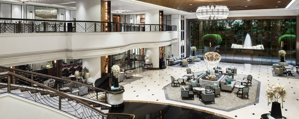Lobby  from Grand Staircase
