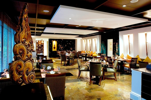 Smooth Curry Thai Restaurant - Dining Area