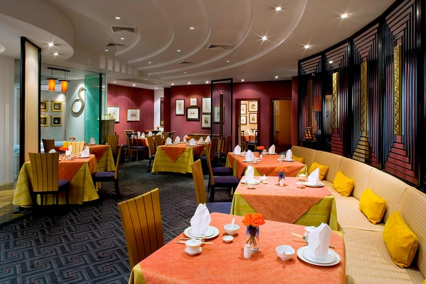Silk Road Chinese Restaurant- Dining Area