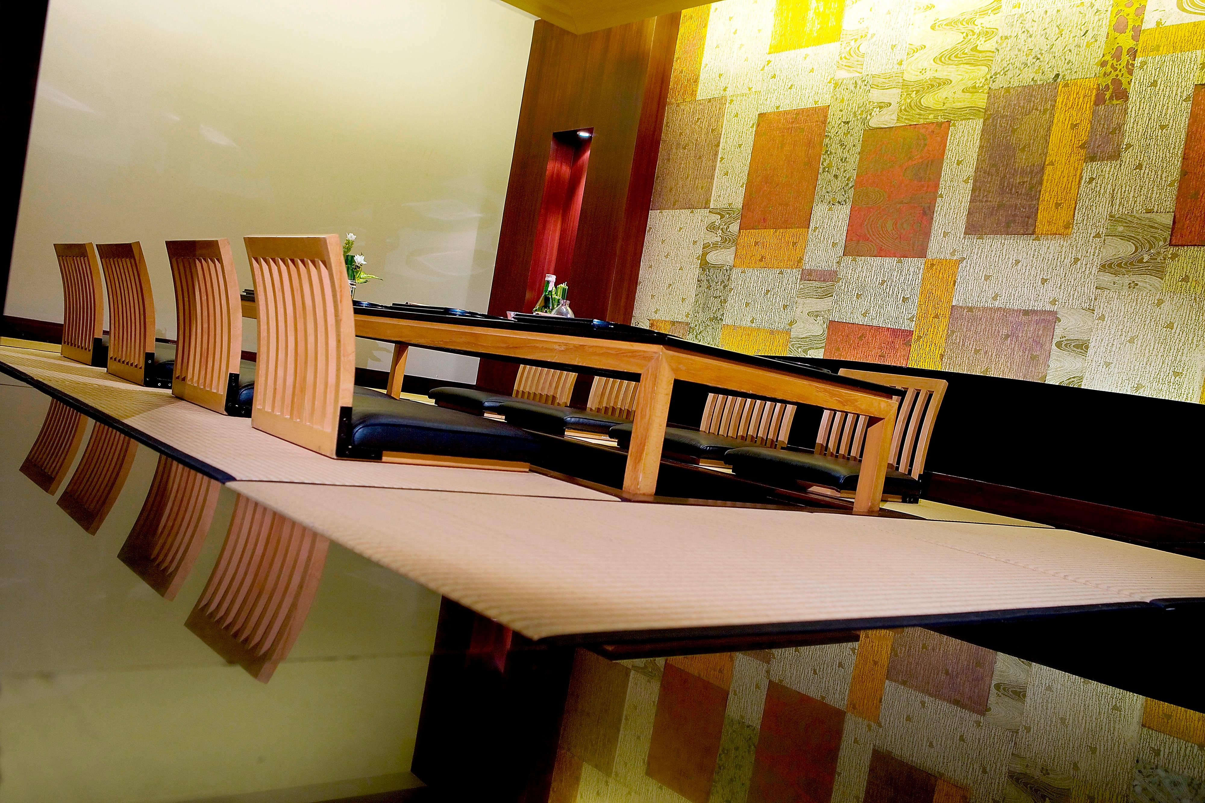 Utage Japanese Restaurant - Private Room with Tatami