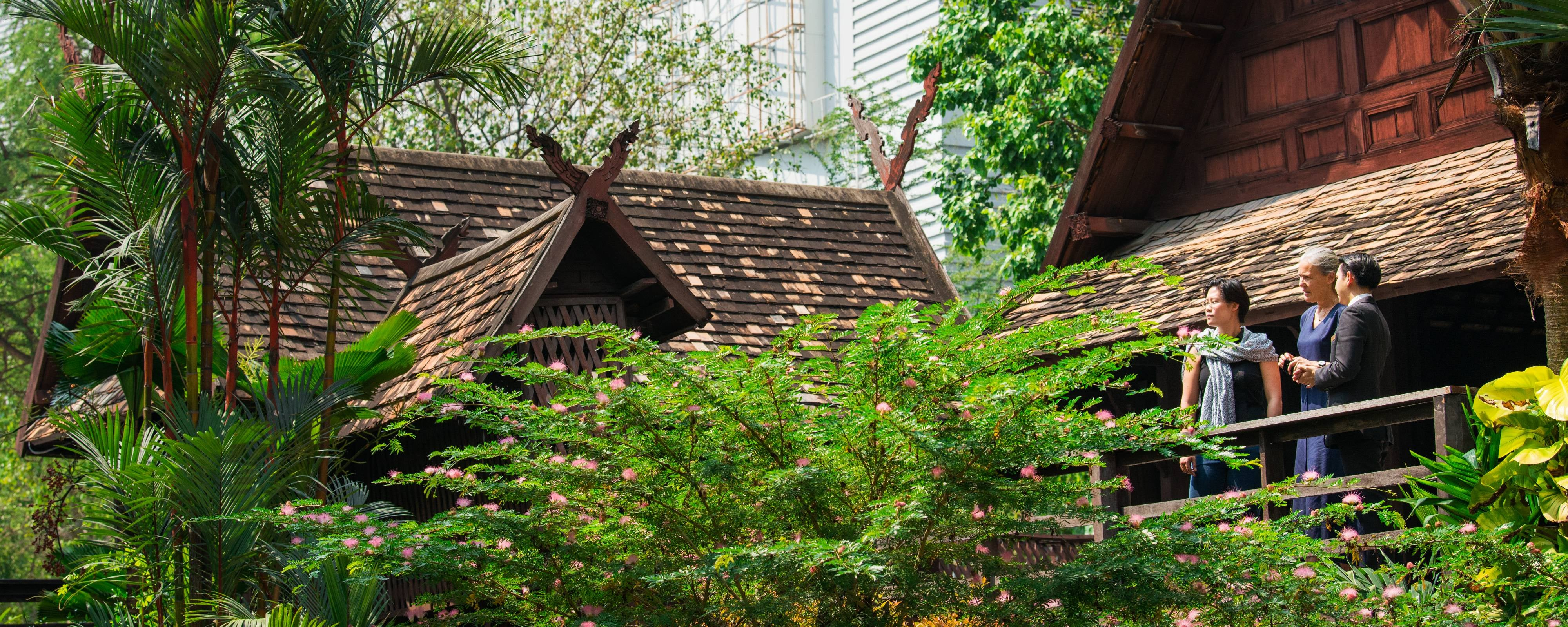 Baan Kamthieng Thai Wooden House