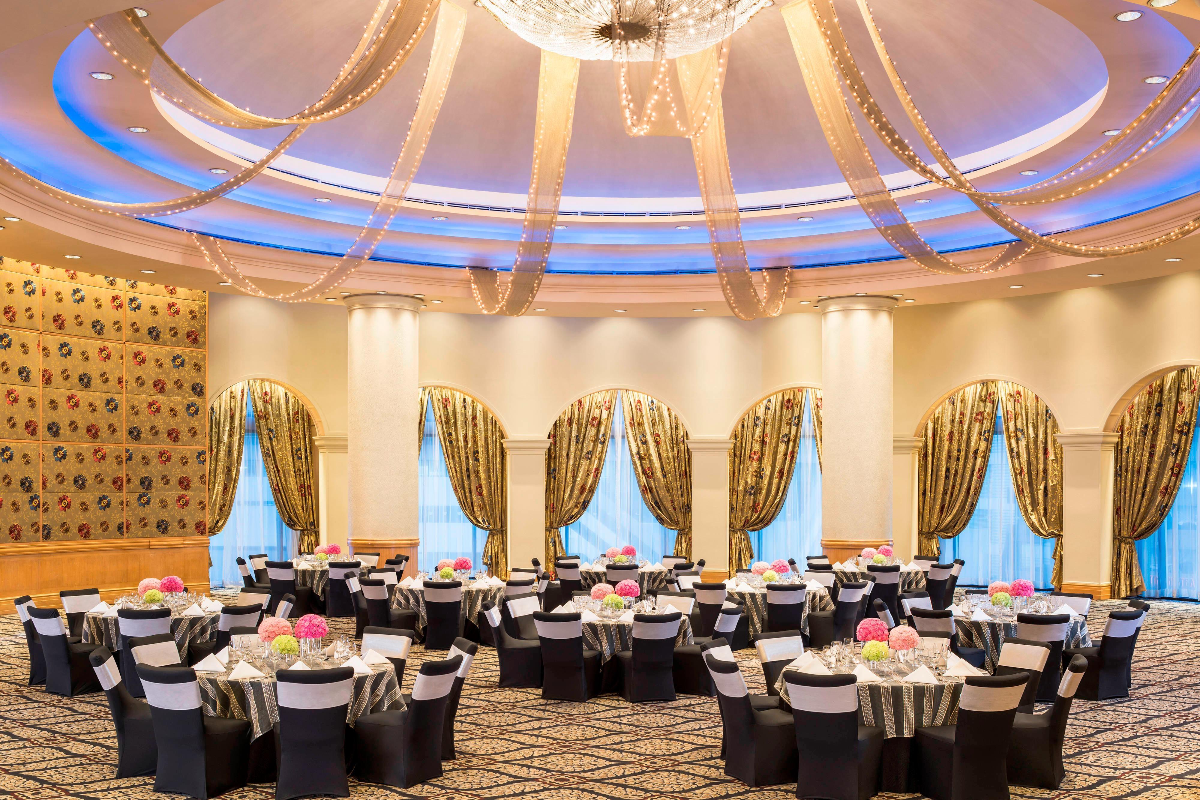 Grande Ballroom Gala Dinner