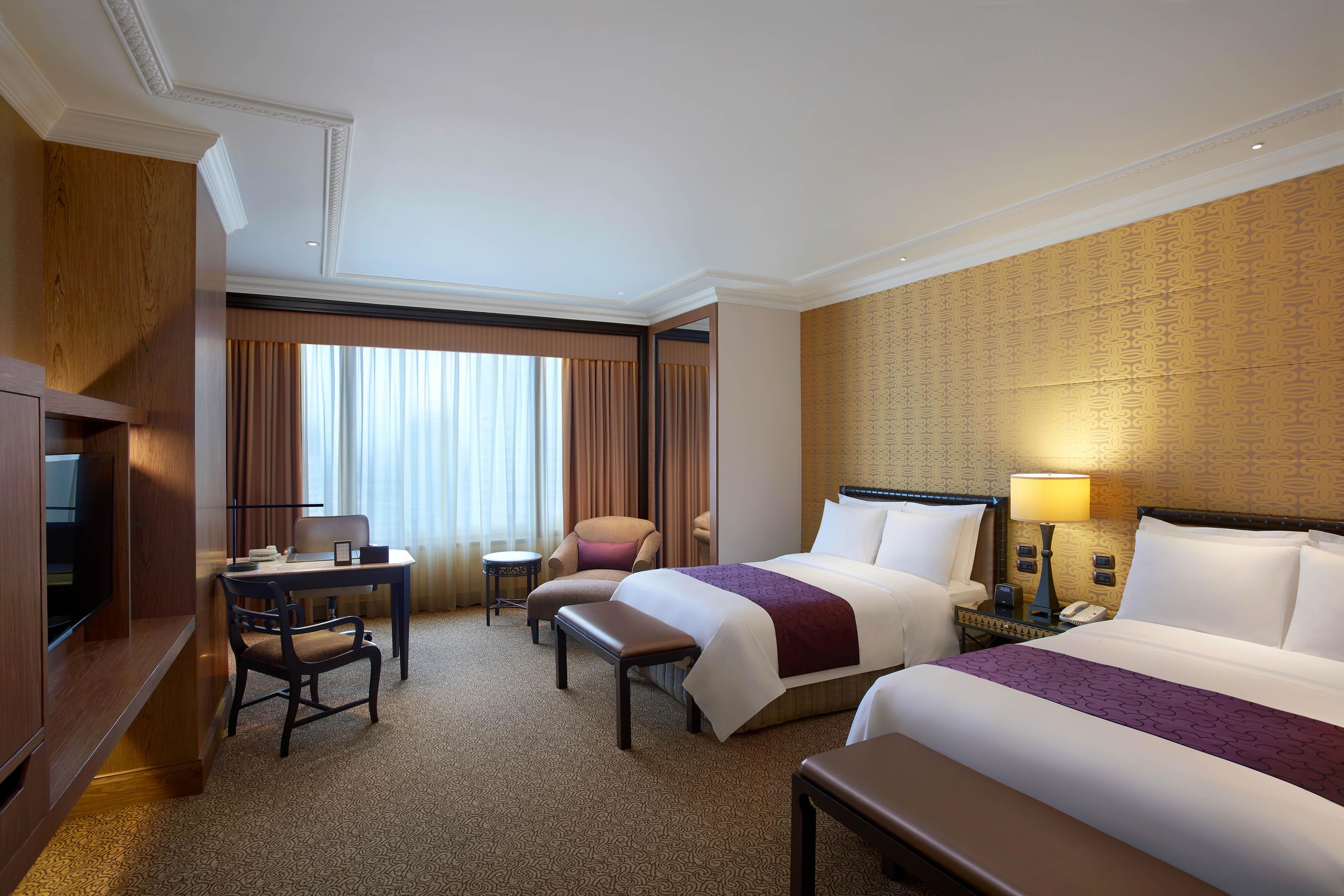 Chambre Grande avec deux lits jumeaux