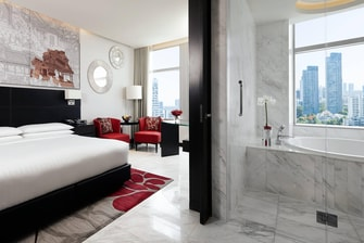 Five Star Deluxe Corner Accommodations in Bangkok
