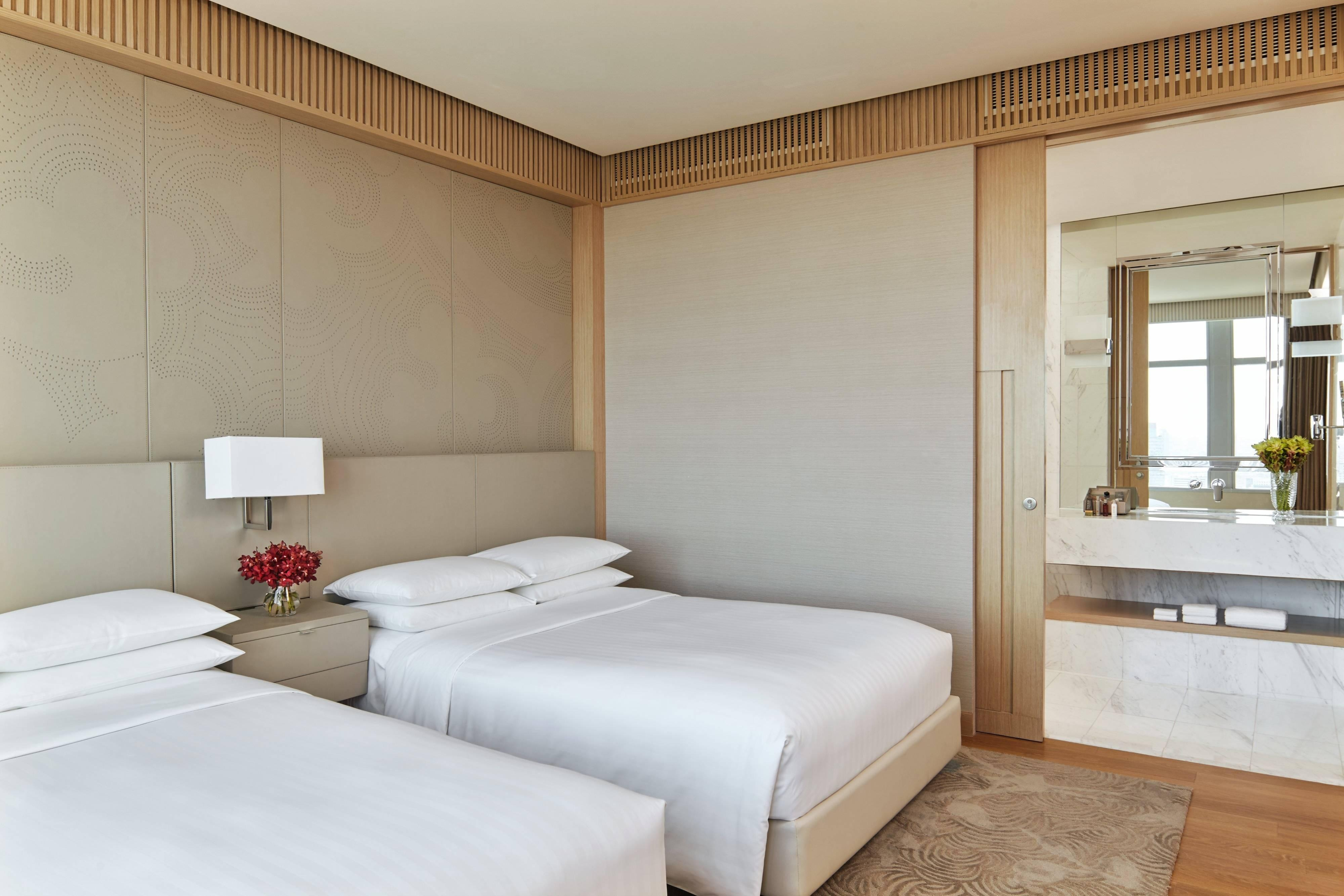 Suite con due camere da letto - Camera con due letti matrimoniali