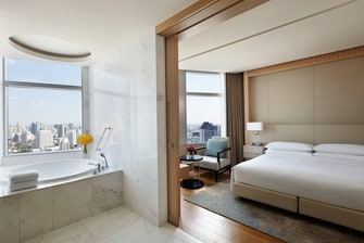Bangkok Marriott Executive Suite