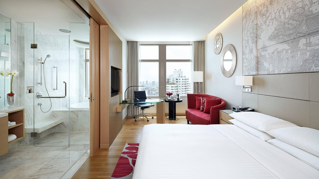 Five Star Hotels in Bangkok Executive Guest Room