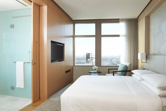 Marriott Bangkok Sukhumvit hotel rooms