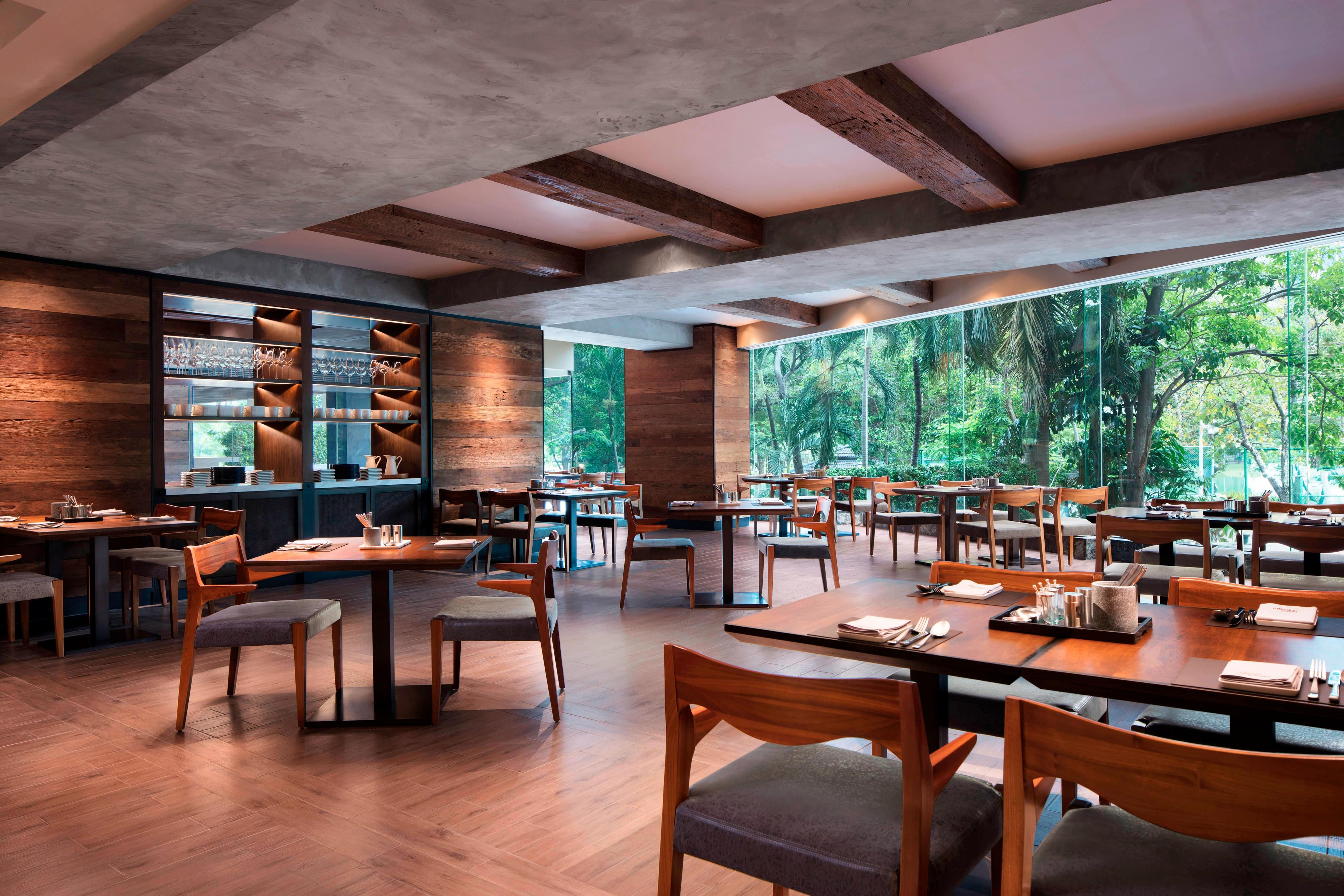 Goji Kitchen + Bar - Private Dining Area