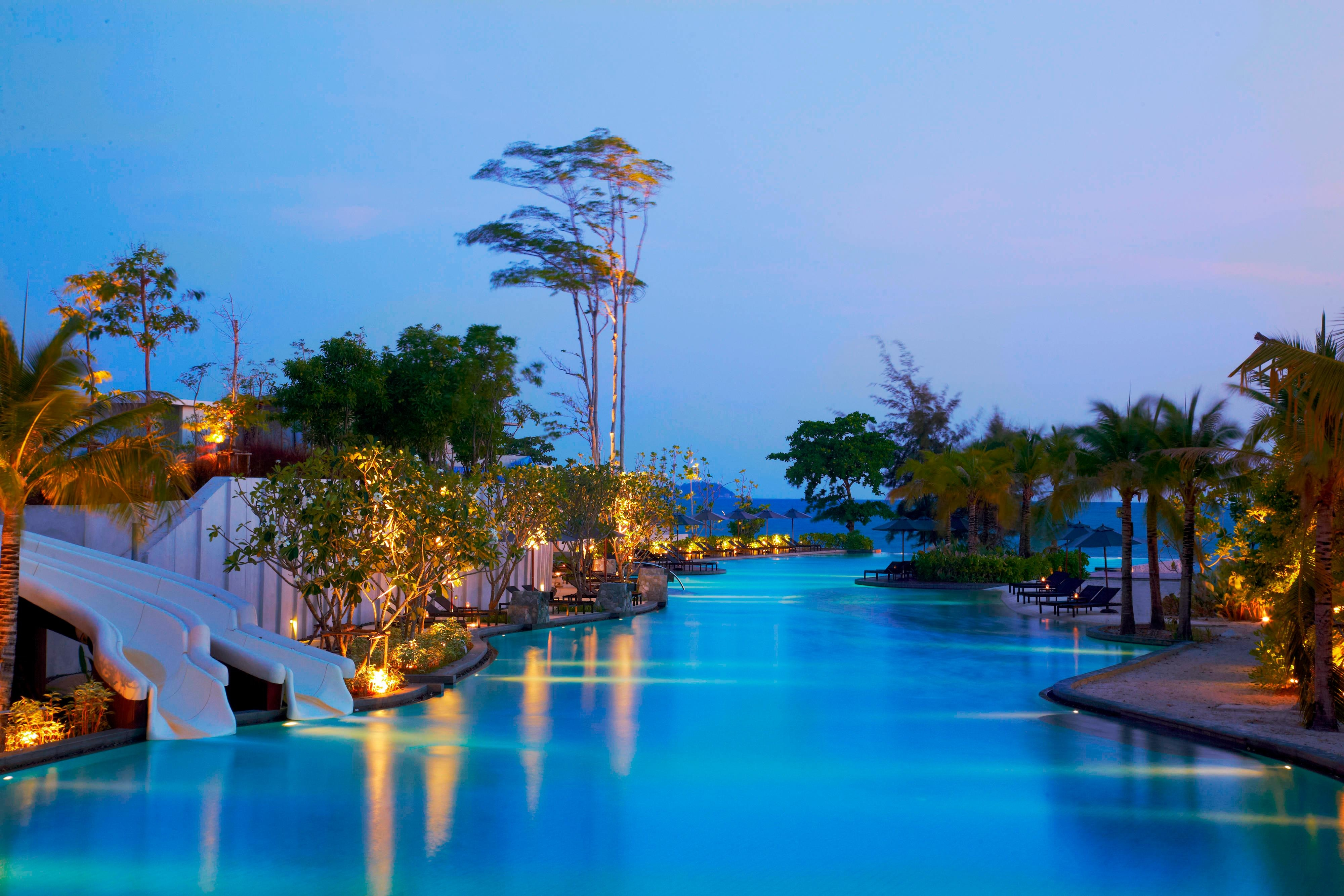 Hotels Swimming Pool Rayong