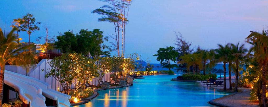 Hotels mit Swimmingpool in Rayong
