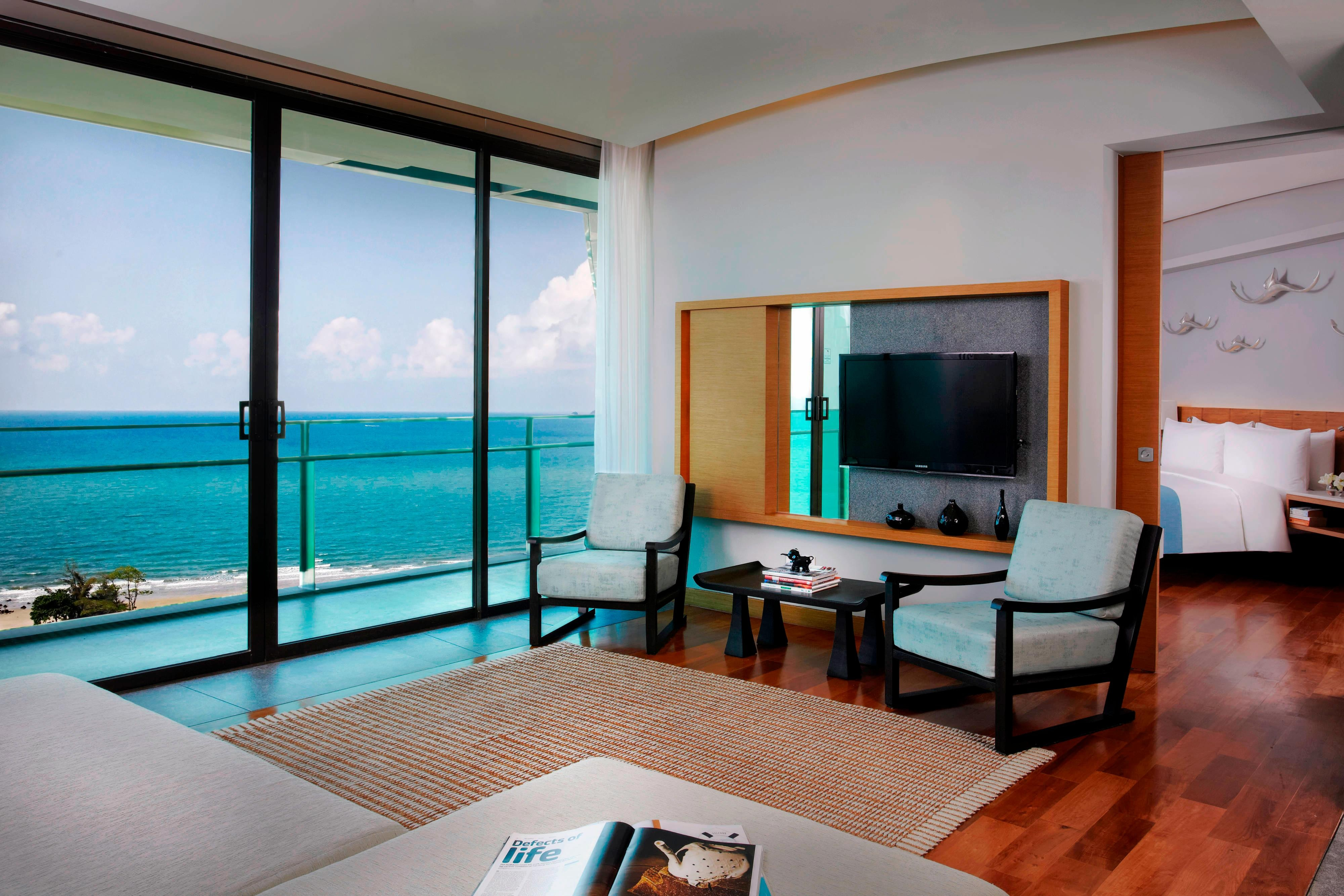 One-Bedroom Suite - Living Room