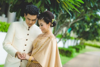 Rayong Marriott Thai Wedding