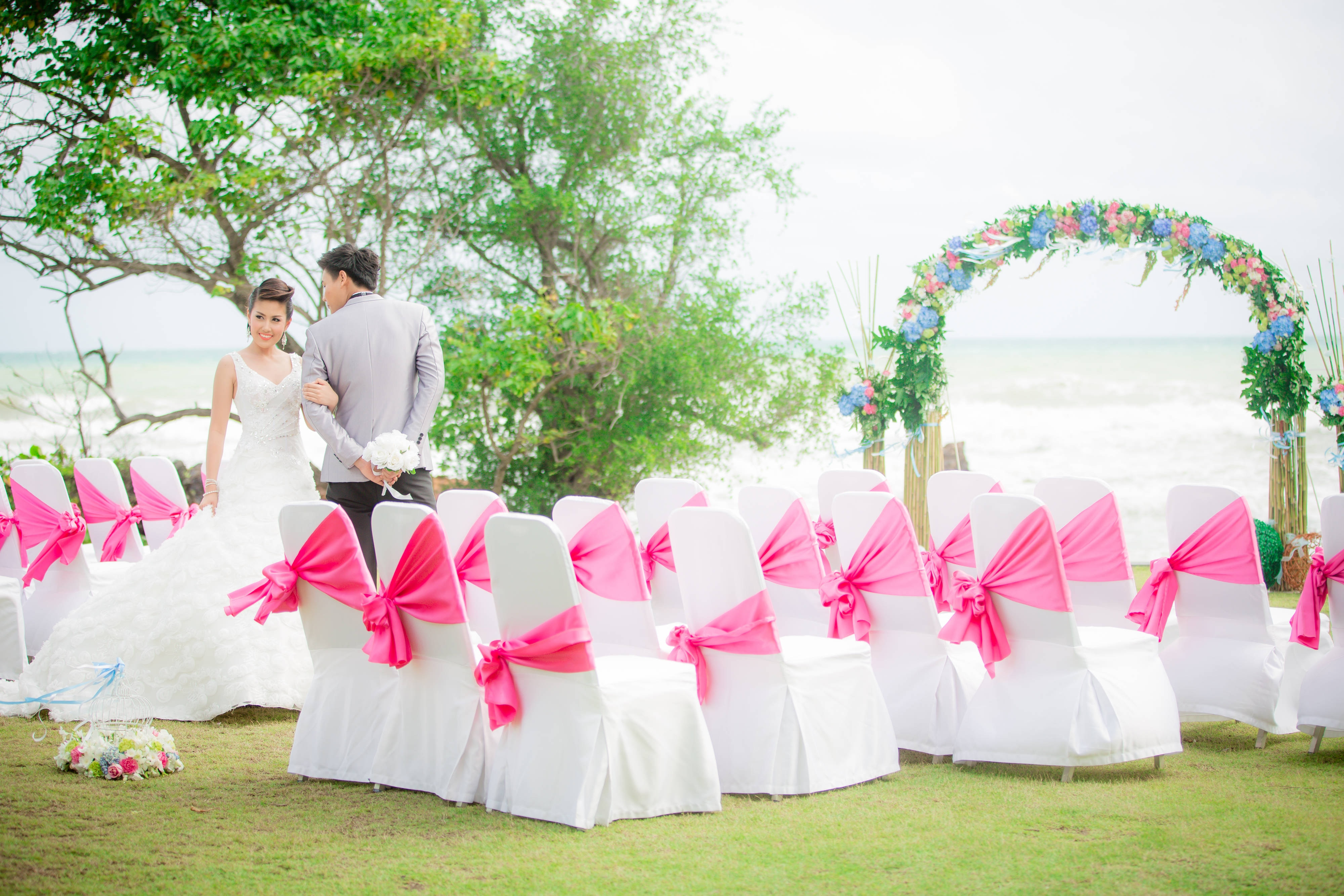 Rayong Marriott Weddings